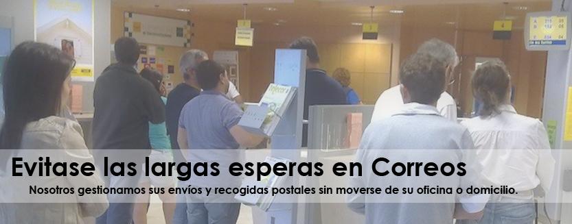 No pierda mas tiempo en su oficina de correos envios rapidos for Correos es oficina virtual